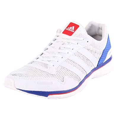 official photos e026f eb8f1 Adidas Adizero Adios Boost 3 AKTIV M White White Blue