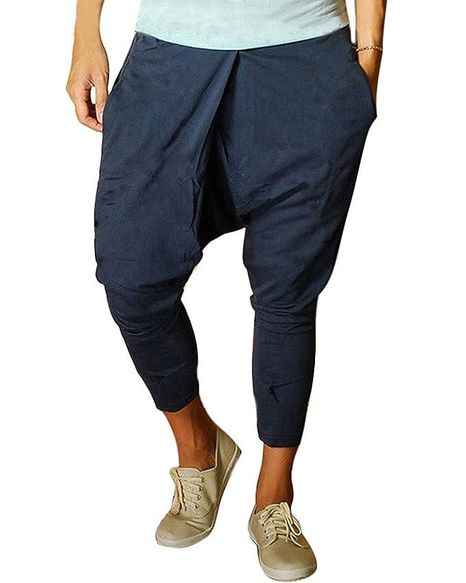 Harem Tazzio Uomo Pantaloni Sportivi