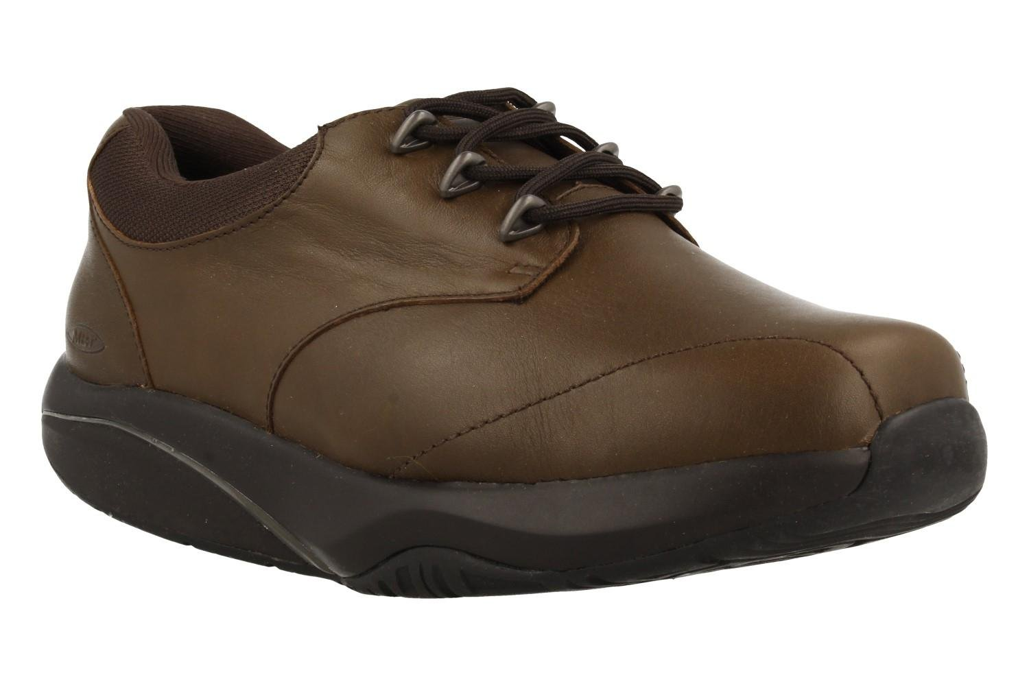 MBT Women's Kampala Casual Shoe,Coffee,36 EU/5-5.5 M US