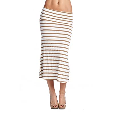 82 Days Women's Various Styles Various Fabric Maxi Skirts - Solid & Print at Women's Clothing store