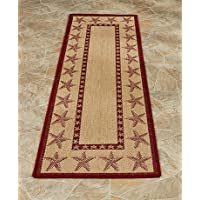 Themed Indoor/Outdoor Rug Collection (Barn Star Runner)