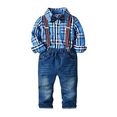 7d04d9b2465 Gatti Formal Boy's Suits Set Formal Ring Bearer for Wedding Blue(2-3 Years