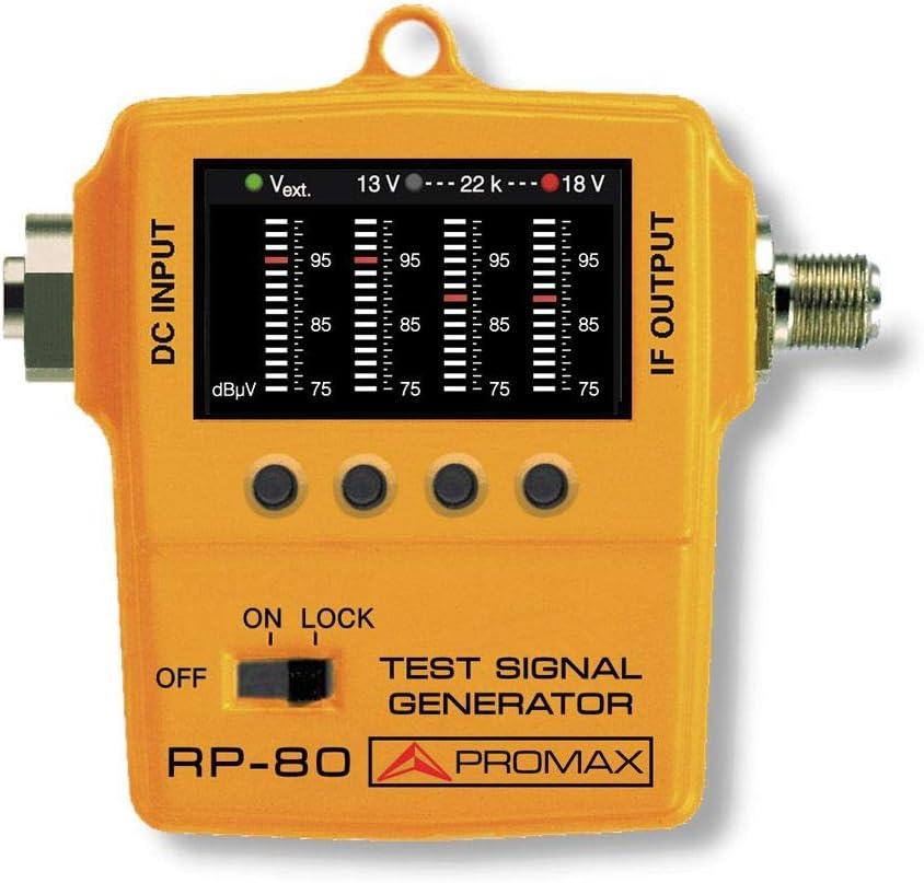 Generador FI de Satélite y Terrestre para ITC-2 RP-080 de Promax