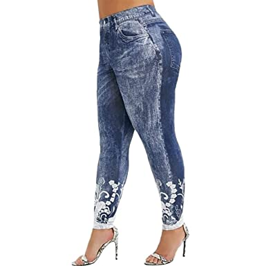 Leggings de Fitness para Yoga Estampados de Mujer, Moda Pantalones ...