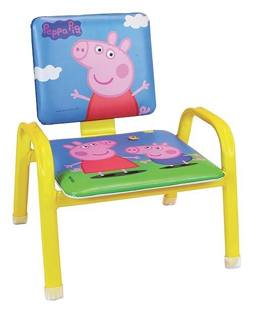 Fun House 712683 Mon 1er sillón Infantil Acero, Espuma y PVC ...