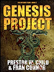 The Genesis Project (The Artemis Team Book 2)