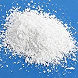 Factory Direct Craft 6 ounces Loose Artificial Snow for Embellishing Holiday Crafts and Displays