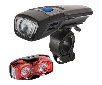 Buy DarkHorse Bicycle Numen LED Headlight and 3 Mode 1 Watt