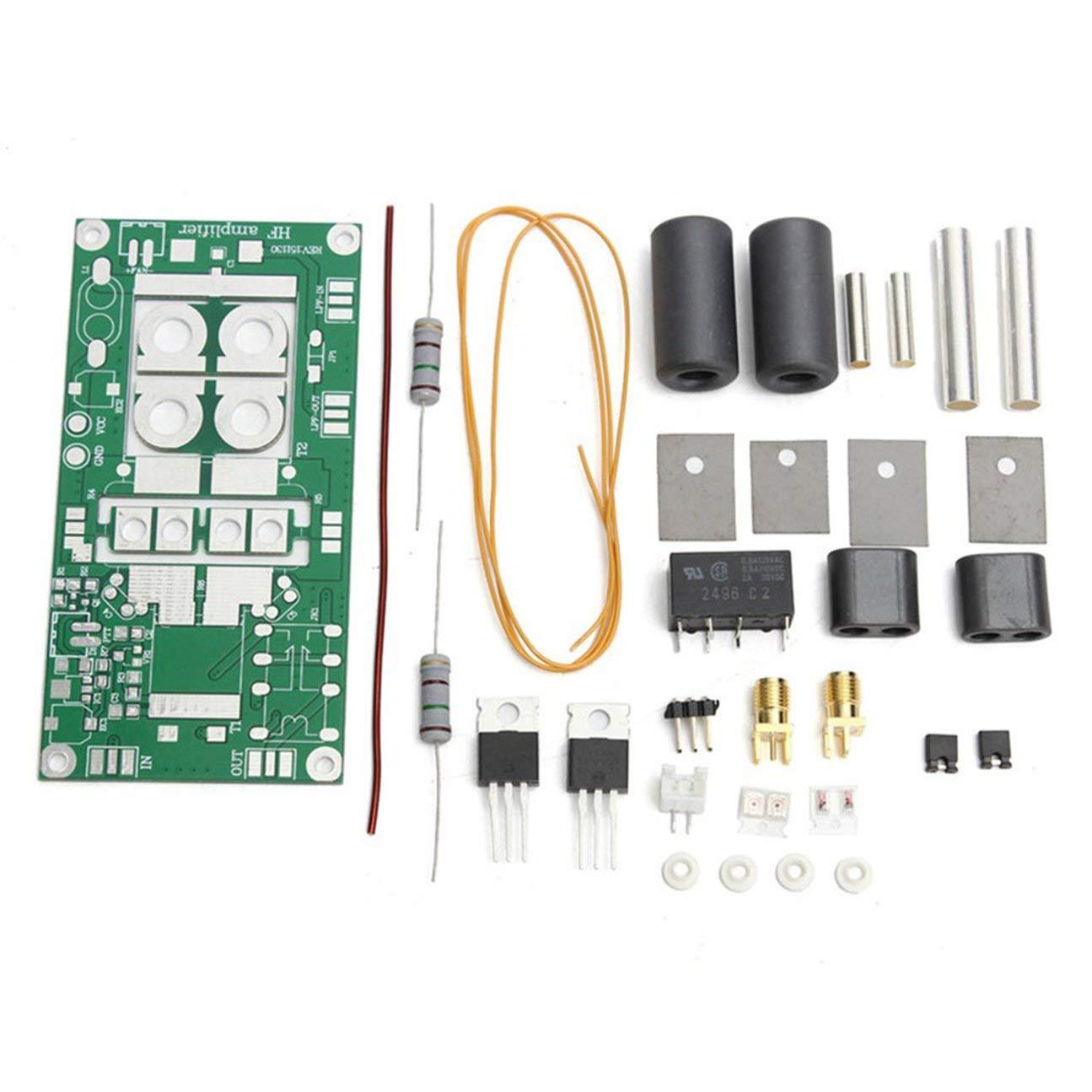 MachinYeser Amplificador de Potencia HF Lineal de 70W SSB ...
