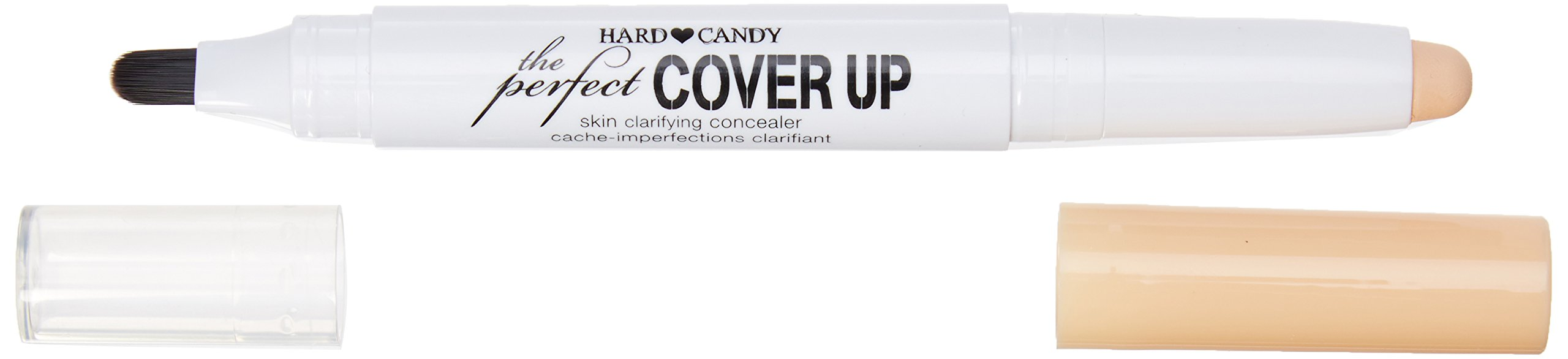 Hard Candy The Perfect Cover Up Skin Clarifying Concealer #508 Light