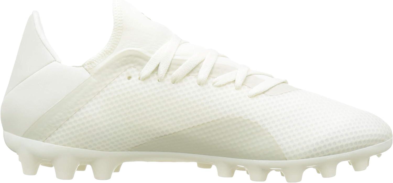 adidas Herren X 18.3 Ag Fußballschuhe, Marineblau/neon gelb/schwarz Mehrfarbig (Casbla/Ftwbla/Negbás 0)