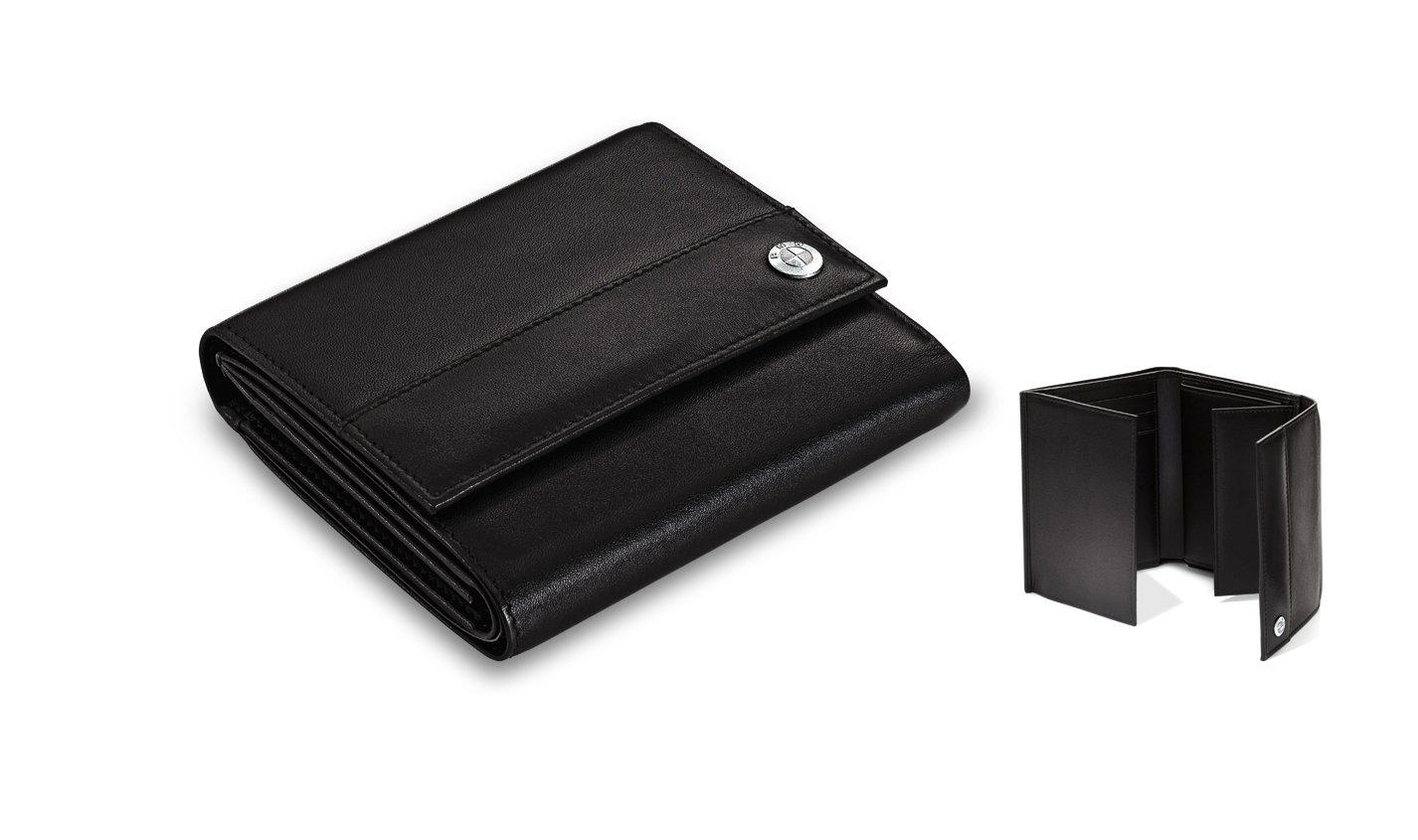 Genuine BMW Ladies Leather Wallet