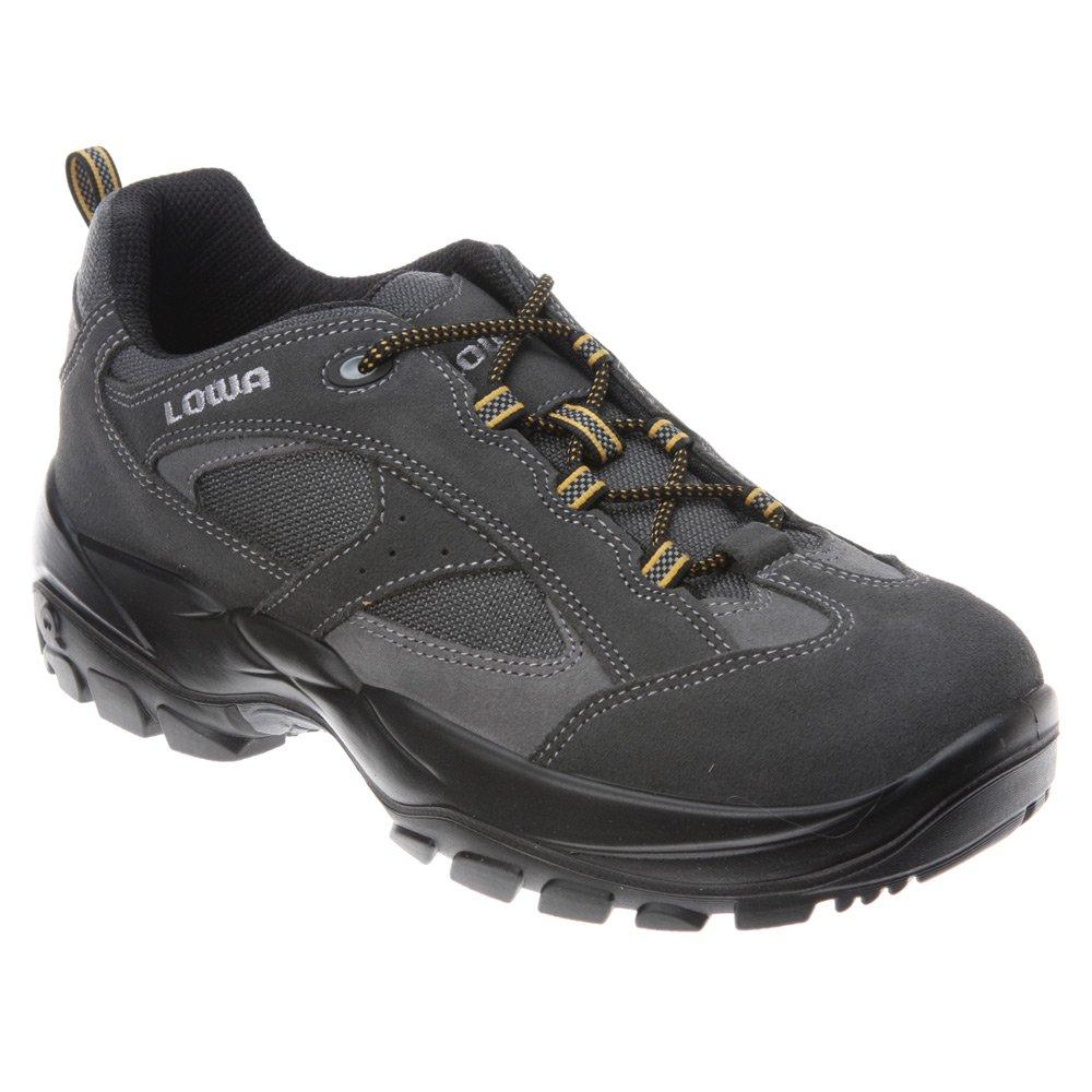 d33214a66c8 LOWA Men's Nowara Work Lo Grey/Silver 12 M: Amazon.ca: Shoes & Handbags