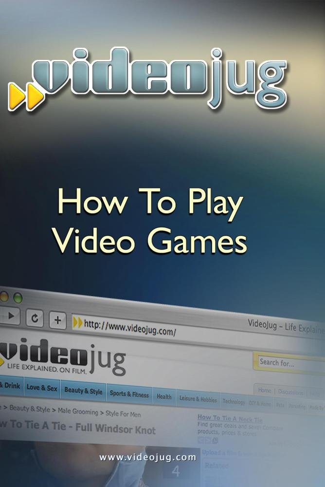 Amazon com: How To Play Video Games: Movies & TV