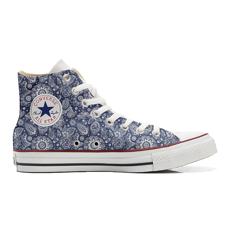 Converse All Star personalisierte Schuhe (Handwerk Produkt) Arabesque  39 EU