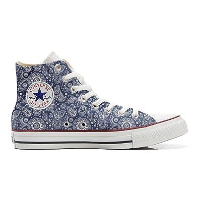 Converse All Star personalisierte Schuhe (Handwerk Produkt) Arabesque  42 EU