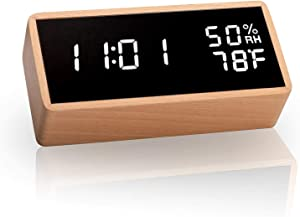 Win A Free meross Digital Alarm Clock with 3 Sets of Alarms