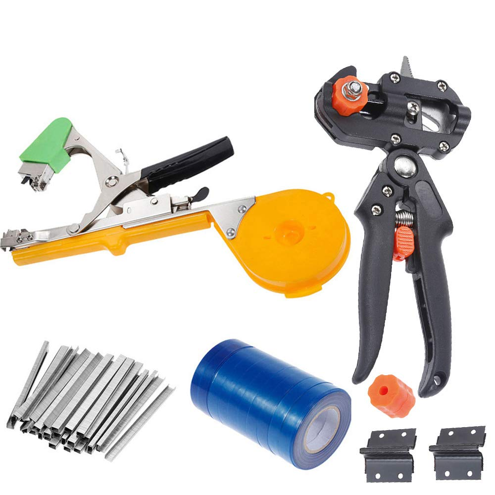 Bundle Machine Packaging Vegetable Stem Bundling Trim Tool Grafting Scissors Tool As the picture