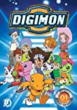 Official Digimon Adventure: Complete First Season [DVD] [Region 1] [US Import] [NTSC]
