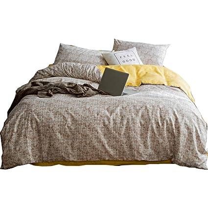 amazon com chx lattice bedclothes cotton 3 piece set for 1 2 m bed