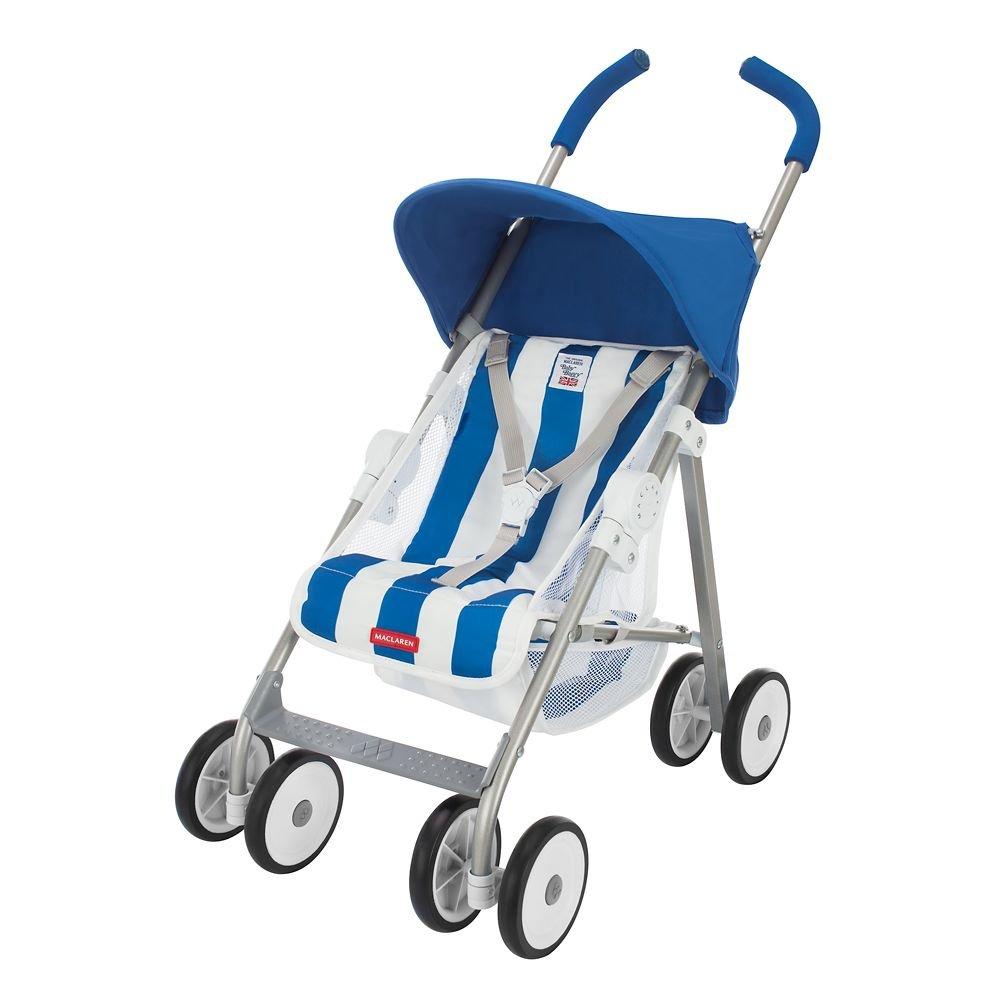 Maclaren Toy B-01 Buggy, Blue/White