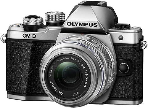 Olympus OM-D E-M10 II Best Mirrorless Camera under $1000