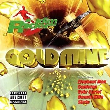 Riddim Rider - Riddim Rider 10: Gold Mine - Amazon com Music