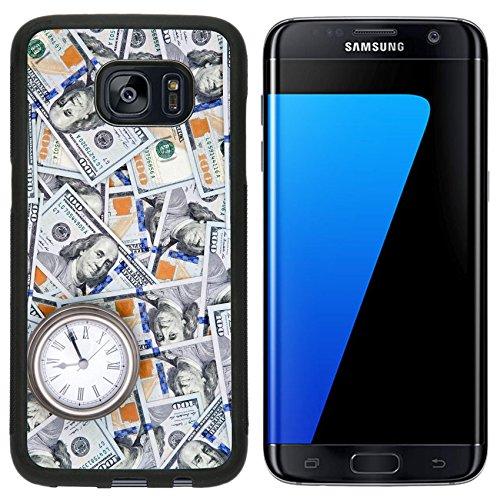 Msd Premium Samsung Galaxy S7 Edge Aluminum Backplate Bumper Snap Case Conceptual Financial American 100 Dollar Bills Benjamin Franklinf Facing Upwards Image 25892879