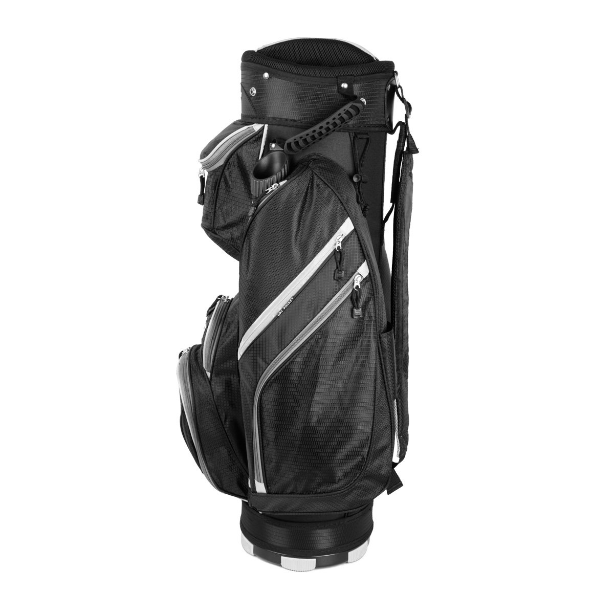 Powerbilt Tps 5400 black/Cart Golf Bag by PowerBilt (Image #2)