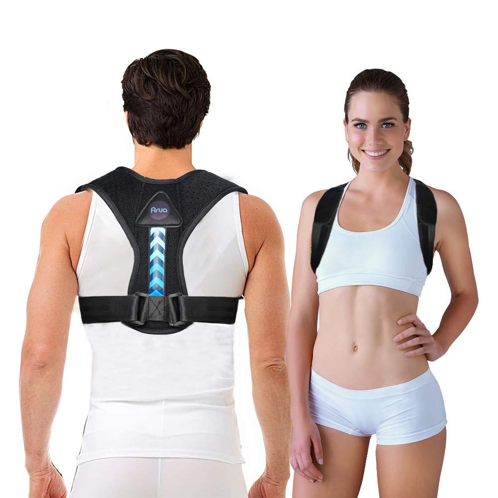 Posture Corrector under clothes Adjustable Posture Corrector can help now Wear Posture Corrector Improve Posture today!