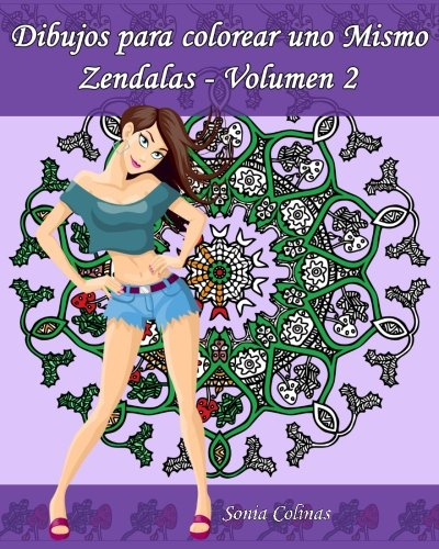 Dibujos Para Colorear Uno Mismo Zendalas Volumen 2 25