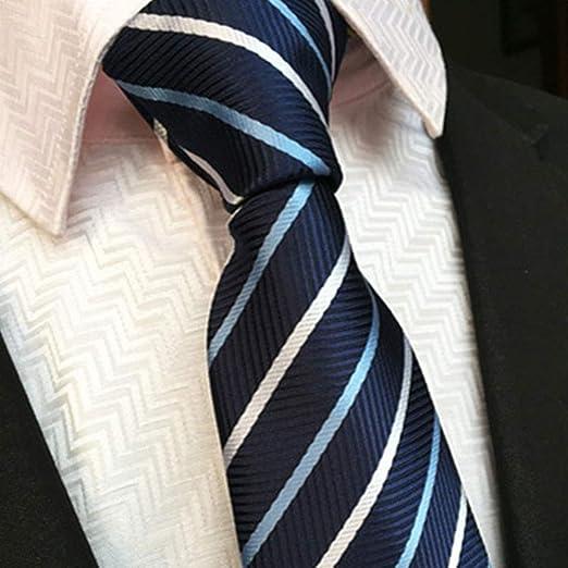 Moda Corbatas Formal Clásica para Hombre, Jacquard para hombre ...