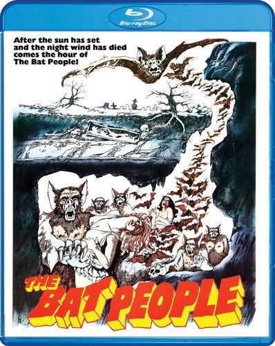 The Bat People [Blu-ray] (Cat People Blu)