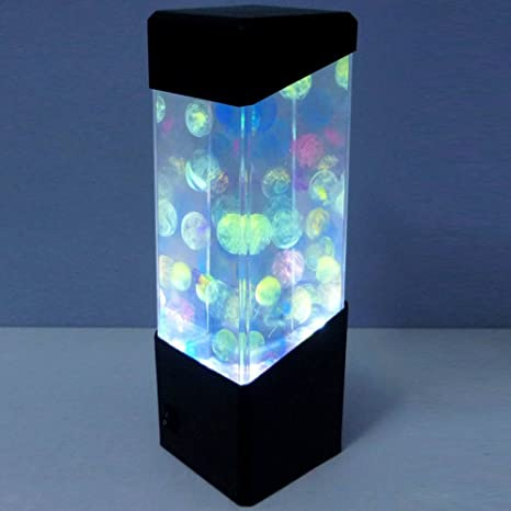 Jellyfish Lava Lamp Stunning Amazon LED Jellyfish Lava Lamp Electric Fish Tank Aquarium
