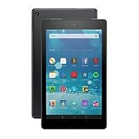 Tablet Fire HD 8, schermo HD da 8'', Wi-Fi, 16 GB (Nero) - Con offerte speciali