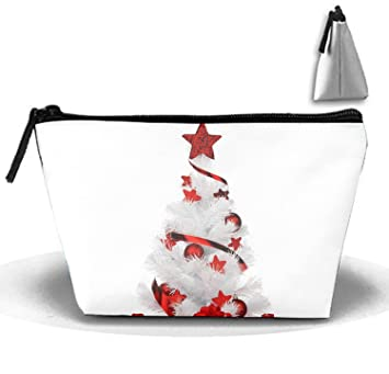 686a96eba956 Amazon.com : Holiday Christmas Gift Tree Ornaments Toiletry Bag ...