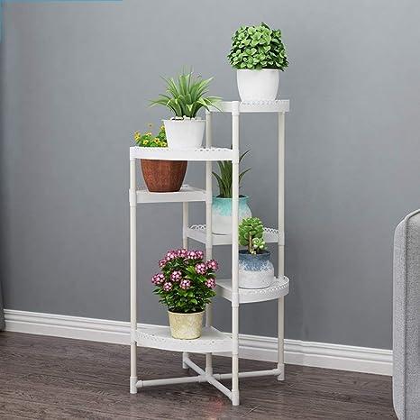 Amazon.com: RACK-LU HJ625 - Soporte para plantas de jardín ...