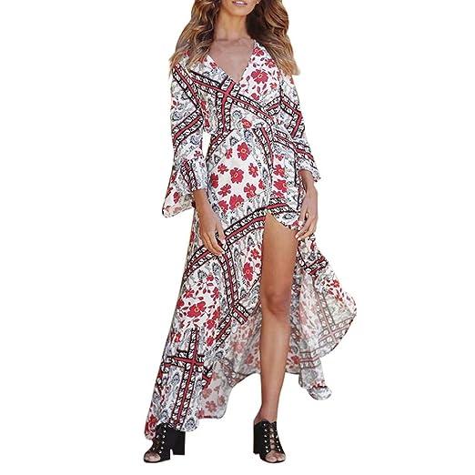 Vestido de Fiesta de Mujer, BBestseller Cóctel Fiesta Diario Playa Vestir, Otoño Mujer Casual Vestidos, Mujer Strappy Suelto Casual Corto Mini Vestir Verano ...