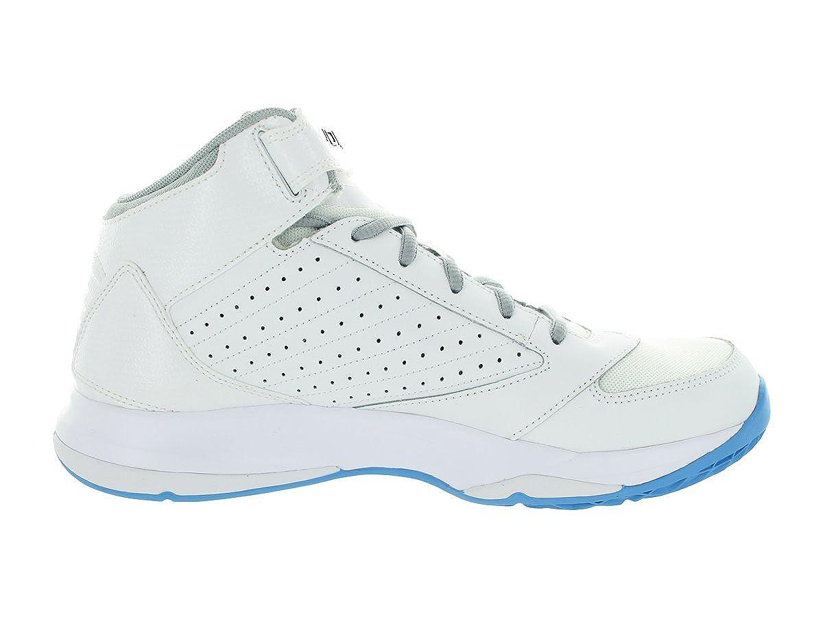 nike bct mi - 3 / blanc / noir / 3 unvrsty bl / front de libération gry chaussure de basket 7,5 - nous 5f97f7