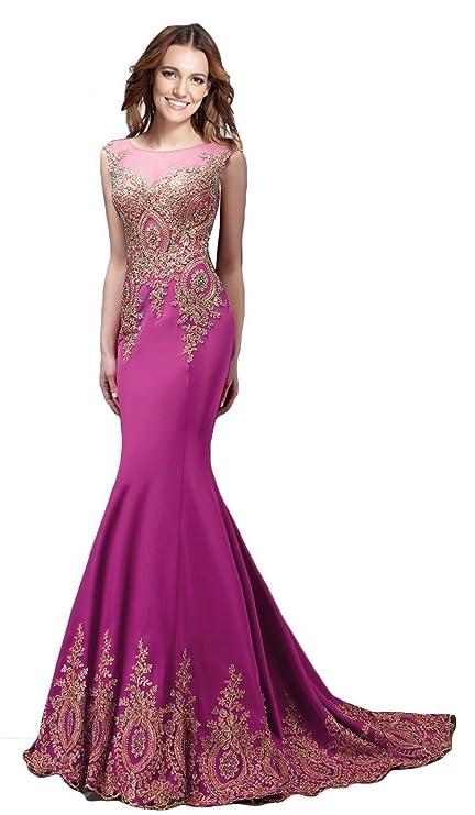 Vestido Elegante color rosa