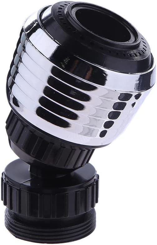 Universal 360/° Rotary Faucet Nozzle Kitchen Anti-Splash Water Tap Filter