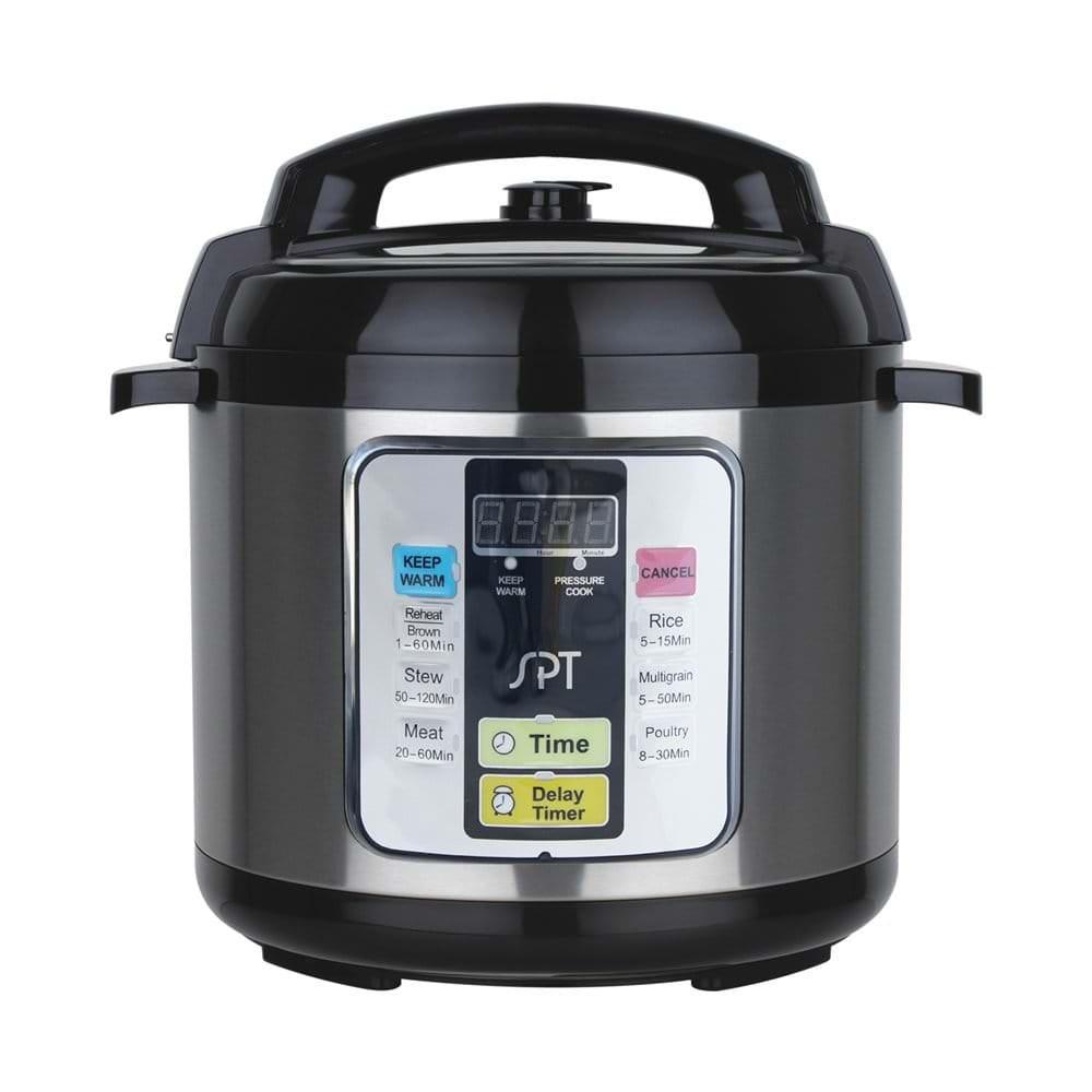 ReadyFast 6.5-qt Electric Pressure Cooker