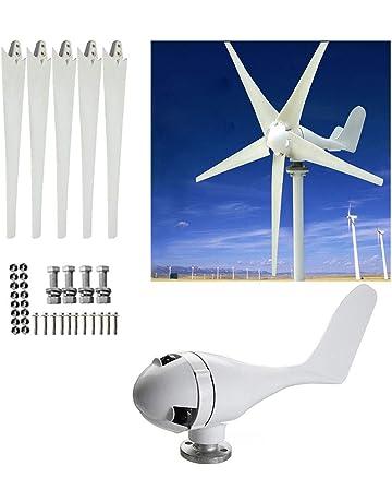 400 W Aerogenerador resistente al agua regulador de carga Wind Generador 24 V Wind Fuerza Generador