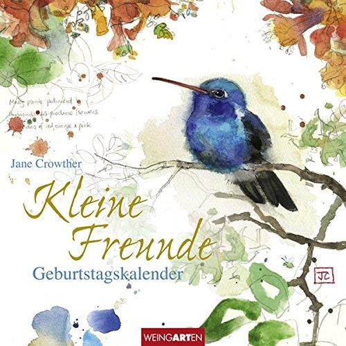 Jane Crowther - Geburtstagskalender Kleine Freunde