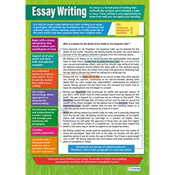 com essay writing poster english language chart for all essay writing poster english language chart for all students glossy paper measuring 33rdquo