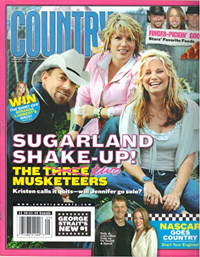 Country Weekly Magazine, Vol. 13, No. 5 (February 27, 2006)