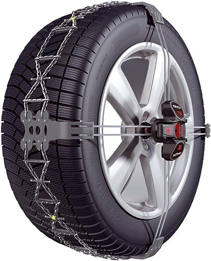 Catene da Neve 9mm Misura pneumatici 235//55R17 235//55-17