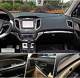 Car Decoration Trim for Door Dashboard,Car interior DIY Automobile motor Exterior Decoration Moulding Trim Strip line Sticker including install Tool