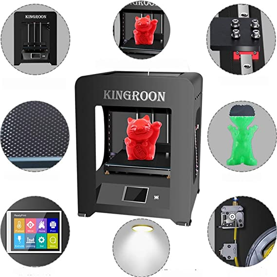 Duradera Impresora De Alta Precisión De Calidad Industrial 3D Con ...