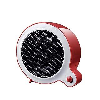 Hutiee heizlüfter Calefacción eléctrica, Miniatura Calentadores calefactores bajo Consumo de energía para el presupuesto Mini calefactores de Calentador de Aire Mini Calentador de Aire Caliente